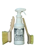 FAMC II: Fire Apparatus Metal Cleaner 2 Quarts